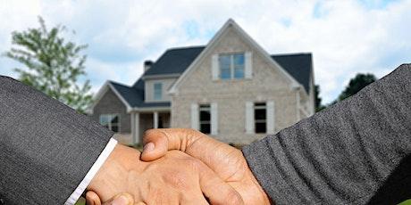 Die ersten Schritte in Dein Immobilien-Investment Tickets