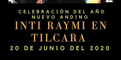 Inti Raymi 20 en Tilcara entradas