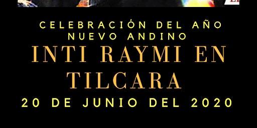 Inti Raymi 20 en Tilcara