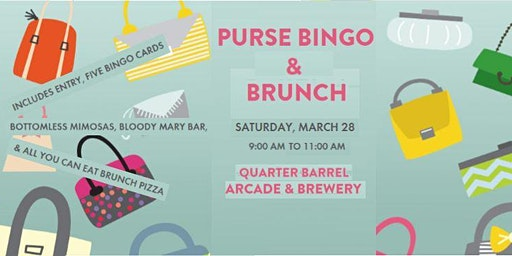 Purse Bingo & Brunch