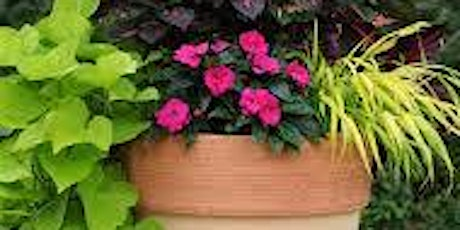 Container Gardening tickets