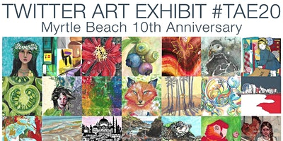 TAE20 Myrtle Beach Charity Postcard Sale in support of HCDSN.