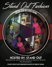 Stand Out Fashion's 1st Fashion Show tickets