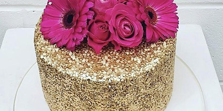 Sequin Cake Masterclass - Age 12+ - £150  tickets