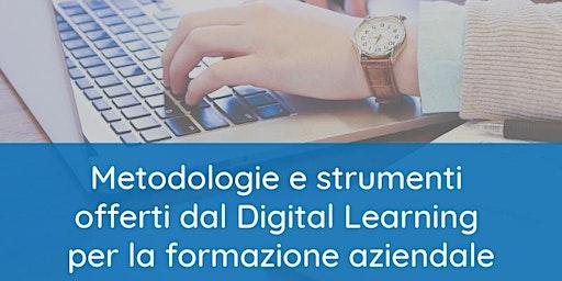 Il Digital Learning per la formazione aziendale