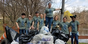 Great Saw Mill River Cleanup 2020: Chauncey Park