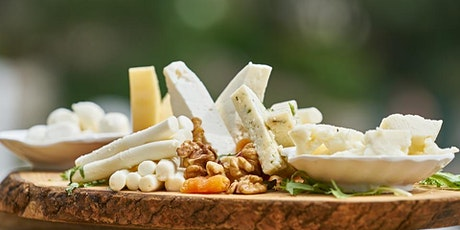 Summer Cheese Board Tasting with Fizz tickets