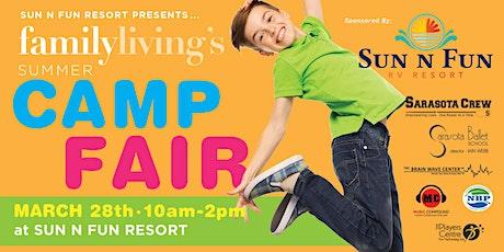 Summer Camp Fair tickets