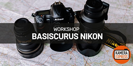 Basiscursus Nikon in Turnhout tickets