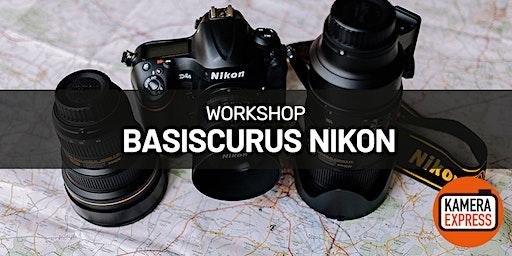 Basiscursus Nikon in Turnhout