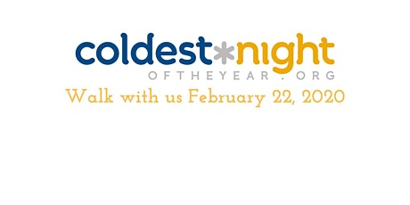 Coldest Night of the Year tickets