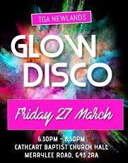TGAN Glow Disco tickets