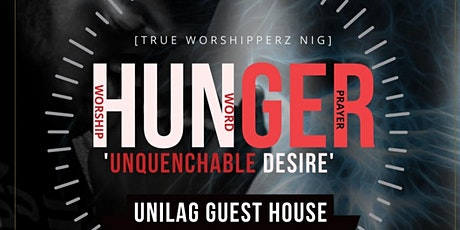 HUNGER tickets