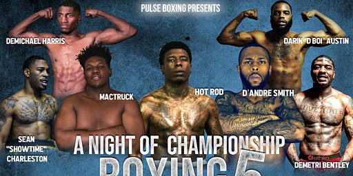 A Night of Championship Boxing 5