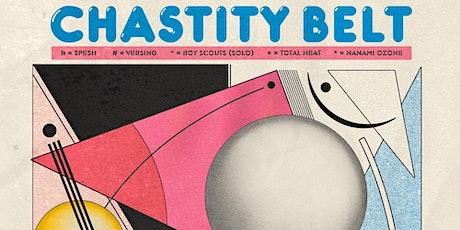 CHASTITY BELT • Nanami Ozone • Hugh F tickets