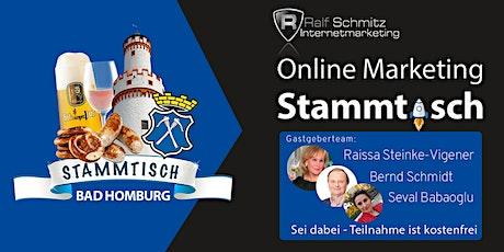 Onlinemarketing-Stammtisch Bad Homburg Tickets
