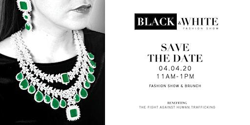 Black & White Fashion Show