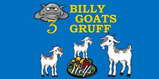 3 Billy Goats Gruff Kids Event