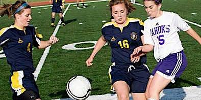 OTHS Girls Soccer Alumni Game - 2020