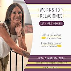 Claudia Luchetti en La Plata entradas