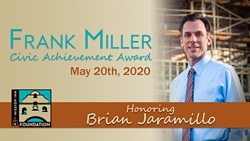 Frank Miller Civic Achievement Award