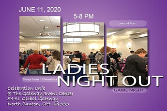 Ladies Night Out, Game Night tickets