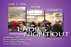 Ladies Night Out, Game Night