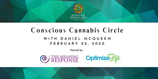 Conscious Cannabis Circle with Daniel McQueen