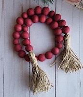 Bible and Art Class -James Chapter 2/Farmhouse Beads