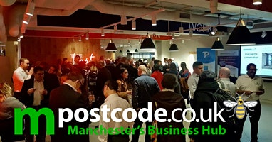 MPostcode's February Open Networking Event.