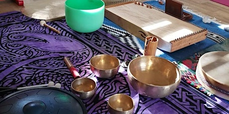 Sound Bath Meditation with Reiki - 6th March 2020 tickets