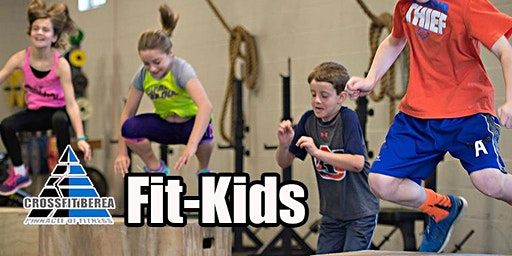 Fit Kids by CrossFit Berea - 6 Week Program