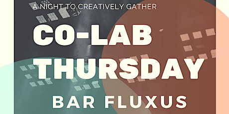 Co-Lab Thursday tickets