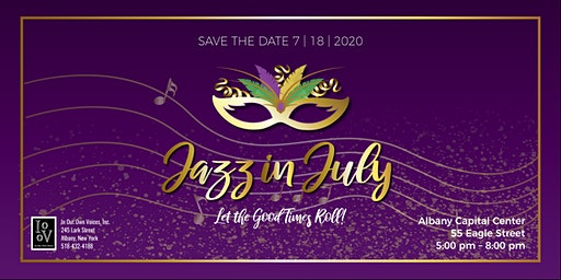 Jazz in July 2020 : Let the Good Times Roll!