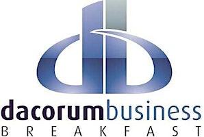 Dacorum Business Breakfast - February 2020 - Motorsport Academy, Bovingdon