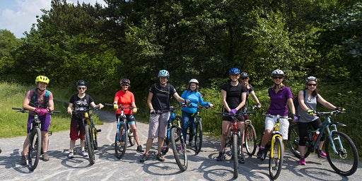 Women's Beginner Mountain Bike Ride (Guided)