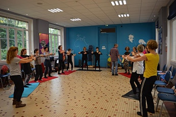"""Formation Pro Niv. 2: """"Tui Na Massage pour les enfants autistes ou IMC billets"""