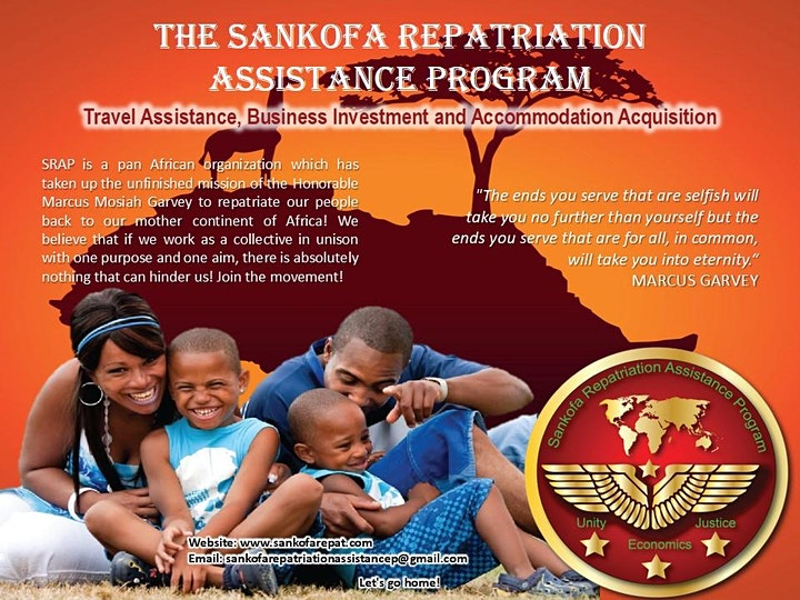 Sankofa Repat African Cultural Expo image