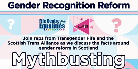 Mythbusting: A Discussion on Gender Recognition Reform tickets