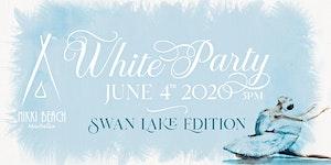 WHITE PARTY 2020 NIKKI BEACH MARBELLA - Swan Lake...
