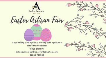 Easter Artisan two-day Fair