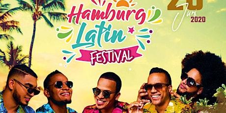 Grupo Extra - Hamburg Latin Festival Tickets