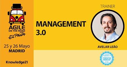 Management 3.0 (Madrid, 25 y 26 de mayo)  - Agile on the Road entradas