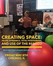 Creating Space: Pelvic Dynamics, Fetal Positioning, and Use of the Rebozo tickets