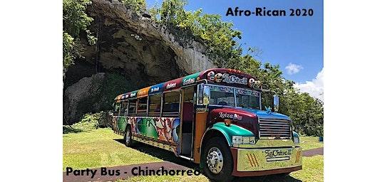 Afro Puerto Rico Party Bus (Chinchorreos) - ThatFIRELife