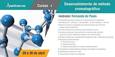 Desenvolvimento de método cromatográfico
