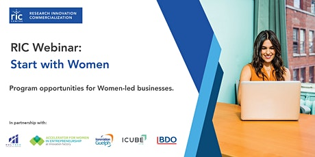 Start with Women: Opportunities for Women-led Businesses tickets