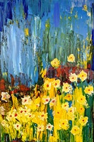 Pallet Knife Painting