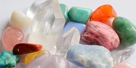 Stress Relief Workshop with Crystals, Aromatherapy and Healing Sound tickets