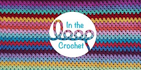 Learn To Crochet - Beginners - Granny Stripe -Boathouse tickets
